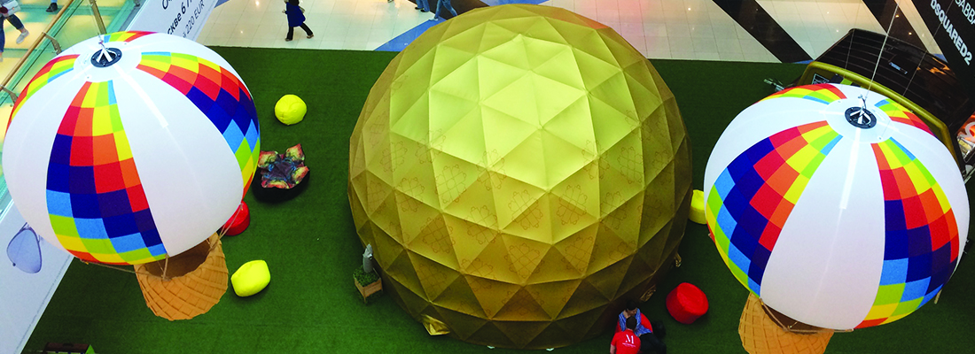 DOME BRINGS 360 CINEMA TO MOSCOW'S METROPOLIS MALL   Fulldome Pro