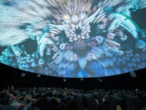 event dome projection