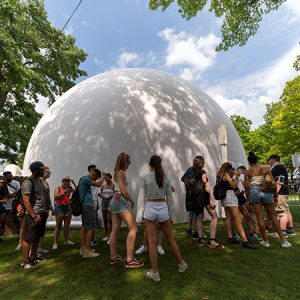 geodesic dome for rent