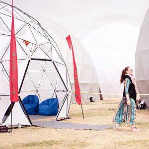 dome festival