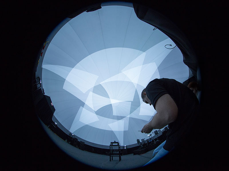 dome calibration