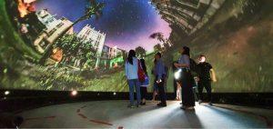 VR Dome